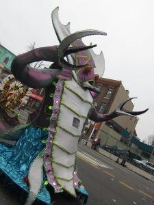 Mummers Parade 2013