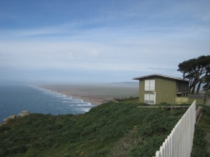 Quite the nice digs for the Park Ranger, Point Reyes