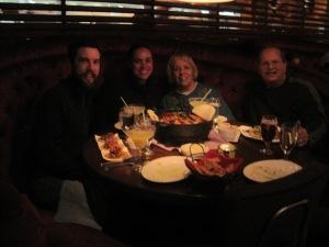 Family at El Vez