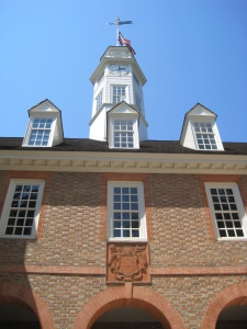 Capitol, Williamsburg